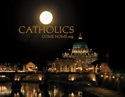 Catholics Come Home Logo
