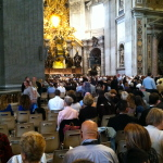 St Peter's Basilica Ordination