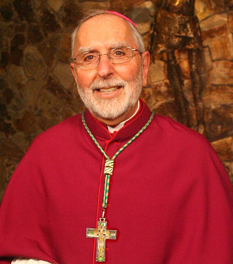 His Excellency Bishop Kicanas, Diocese of Tucson