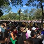 Dan's Pic of D. C. Crowds